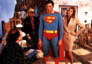 Lex, Lenny, Lacy and Superman