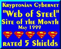 Web of Steel Award!